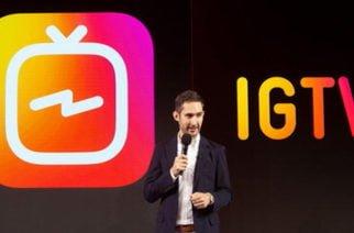 Instagram presenta IGTV, la nueva app para videos de hasta una hora