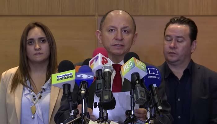 Procurador Fernando Carrillo acelera la intervención de EPS Medimás