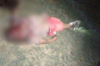 En la vía a San Pelayo permanece cuerpo de hombre asesinado