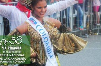 Monterianos se gozaron la parada folclórica de la Feria Nacional de la Ganadería