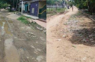 Barrio Pastrana Borrero sigue a la espera de inversión en sus calles
