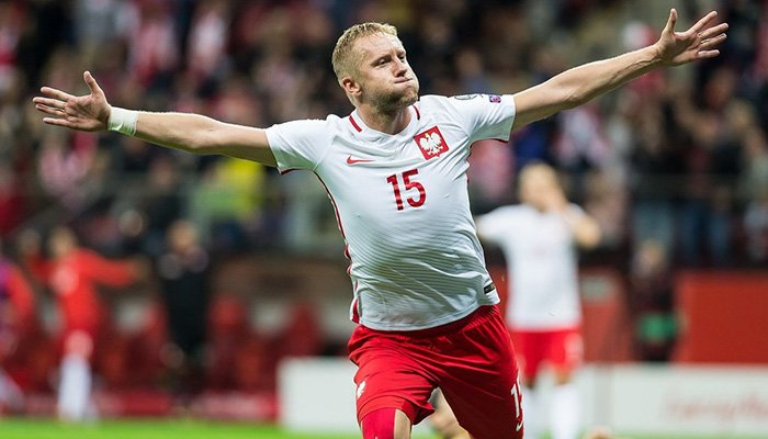 Polonia contará con Kamil Glik en Rusia 2018