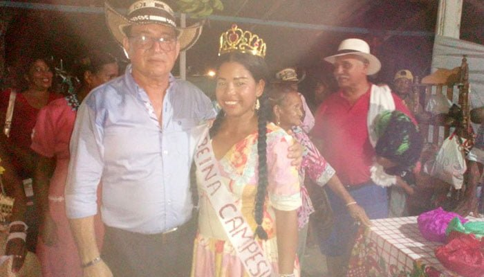 Delsy Berrio, Reina Campesina 2018