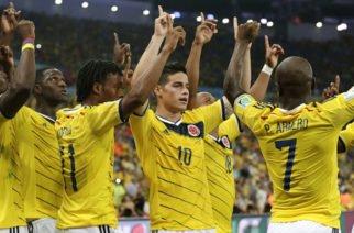Como le ha ido a Colombia en el segundo partido de los Mundiales