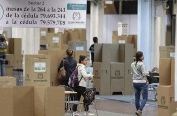Lo que puede y no puede hacer en los puestos de votación