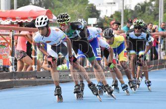400 patinadores rodaron en la Copa Ciudad de Montería