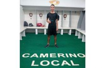 Cordobés viaja a Argentina para demostrar su talento futbolístico