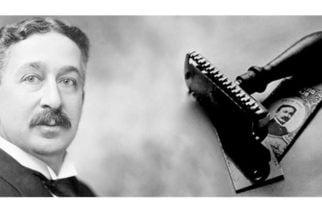 Tal día como hoy murió King Gillette, creador de la máquina de afeitar