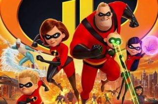 Los Increíbles 2 se convierte en la película animada más vista en la historia de Colombia