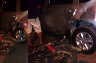 Dos jóvenes heridos en accidente de tránsito en Cereté