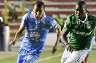 El Deportivo Cali está confiado para enfrentar a Bolívar de la Paz