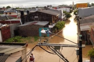 Cerca de 3.000 afectados dejan inundaciones en Caucasia