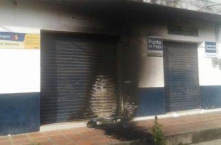 Sede de Electricaribe en Ayapel fue atacada por los habitantes