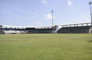 Remodelación del estadio de Béisbol de Lorica está en su etapa final