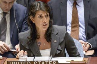 """Embajadora estadounidense dice que Consejo de DD.HH de la ONU es """"el mayor fracaso"""""""