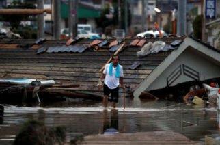 Inundaciones dejan en Japón al menos 114 fallecidos