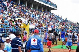Niños gratis con la camiseta de Jaguares para partido contra Once Caldas