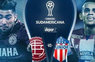 Junior reaparece en la Copa Sudamericana