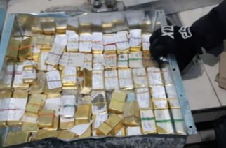 Autoridades incautaron 59 lingotes de oro pertenecientes al 'Clan del Golfo'