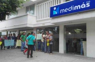 Giros injustificados de Esimed pone en apuros a Medimás