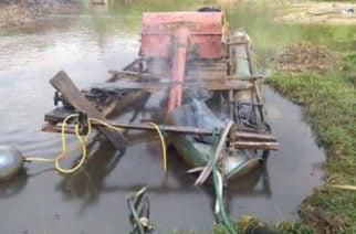 Continúa ofensiva contra la Minería ilegal en Córdoba