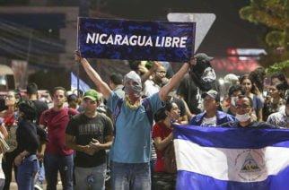 Nicaragüenses exigen la renuncia del presidente Daniel Ortega