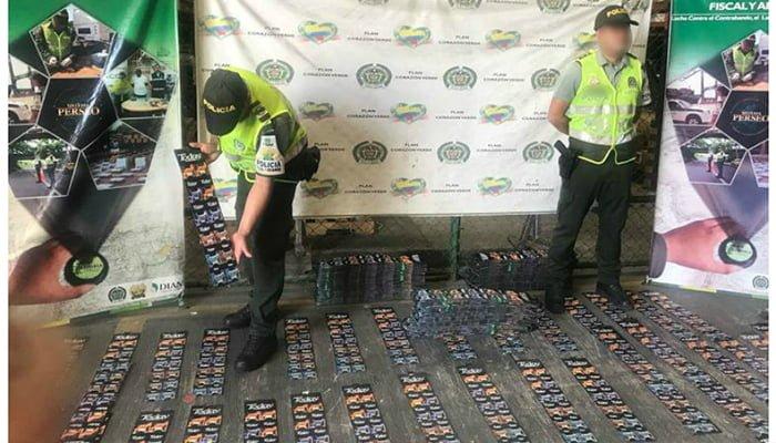 ¡Ojo! Policía decomisa cargamento de 5.000 condones en costa caribe
