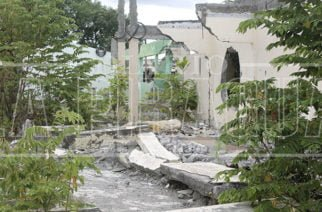 Comunidad desmantela la I.E Robinson Pitalúa
