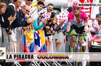 Rigoberto Urán se retiró del Tour de Francia
