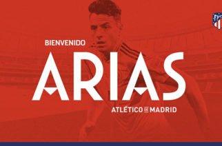 Santiago Arias oficialmente es jugador del Atlético de Madrid