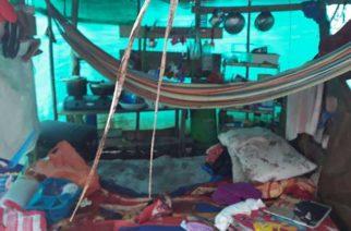 """""""Los Caparrapos"""" serían los responsables del atentado contra una vivienda en Uré"""