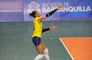 Colombia disputará ante República Dominicana la final del voleibol centroamericano
