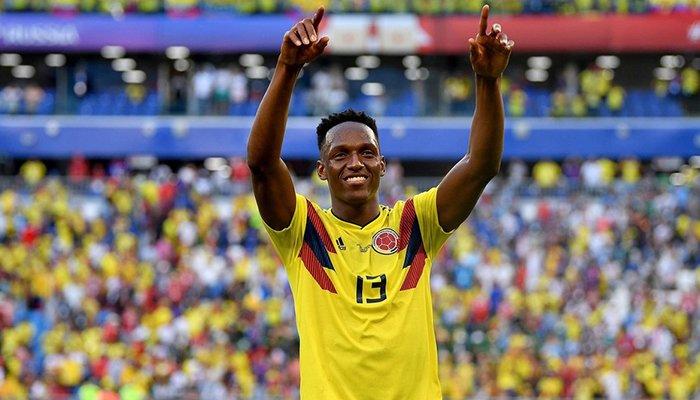 Yerry Mina firmó con el Everton, según lo afirma un medio inglés