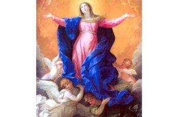 Devotos colombianos celebran hoy el Día de la Asunción de la Virgen