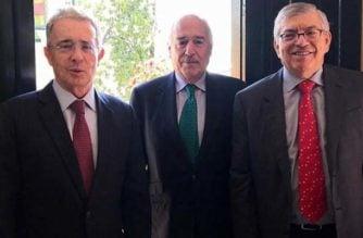 Tres expresidentes revisarán la agenda legislativa del Gobierno de Duque
