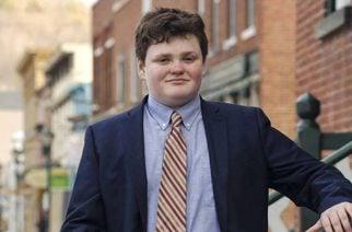 Niño de 14 años se lanzó a la gobernación de Vermont en Estados Unidos
