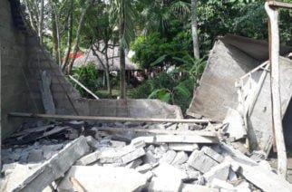 Fuertes lluvias arrasan viviendas en corregimiento de Lorica