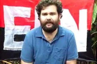 ELN entregó pruebas de supervivencia de Leonardo Ataya, secuestrado en Arauca