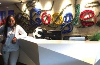 Estudiante de UNICOR seleccionada para trabajar en Google