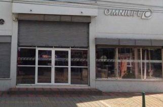 Robaron establecimiento de Omnilife en Montería