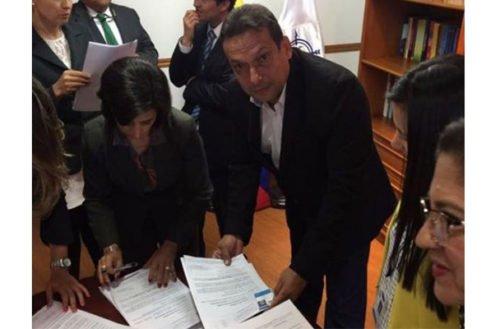 Procurador provincial de Montería fue destituido