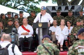 """""""¡Por Dios!"""" Así respondió santos a las recientes acusaciones de Maduro"""