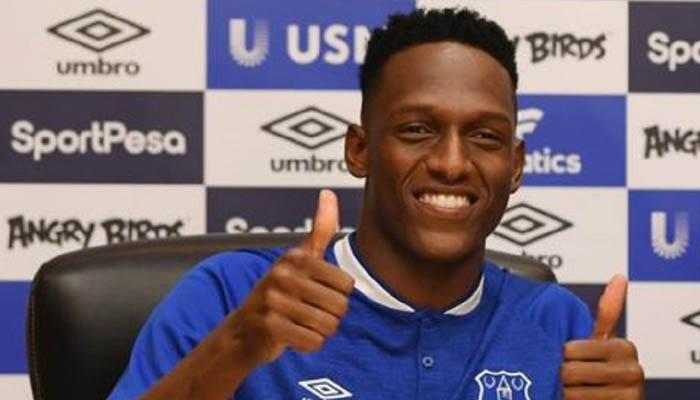 Yerry Mina fichado al Everton por 30,2 millones de euros