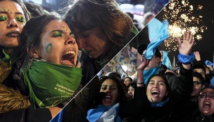 Senado argentino negó la legalización del aborto