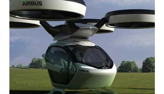 Japón anuncia creación de autos voladores para dentro de 10 años