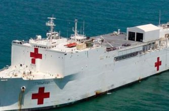 Venezolanos en Colombia serán atendidos por un buque hospital enviado por EE.UU