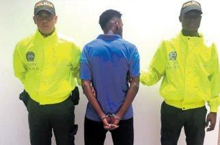 Capturado un sujeto por presunto secuestro y abuso sexual en Apartadó