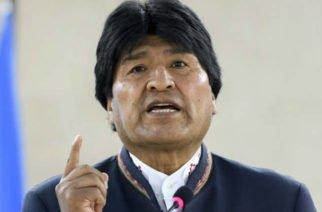 Evo Morales alerta a Latinoamérica sobre invasión estadounidense