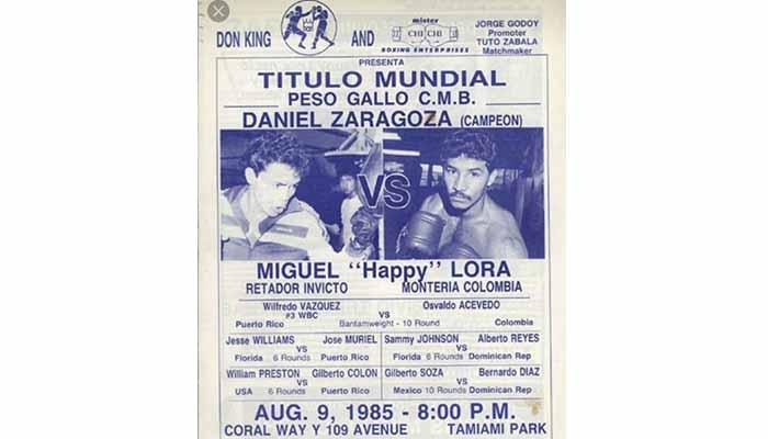 """""""Happy Lora"""", 33 años con su título"""