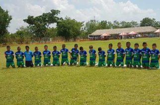 Selección sub 12 rindió homenaje póstumo por tragedia en Tierralta